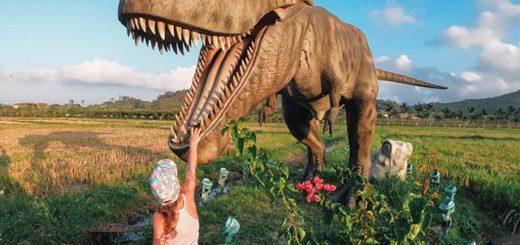 динозавры хайнань