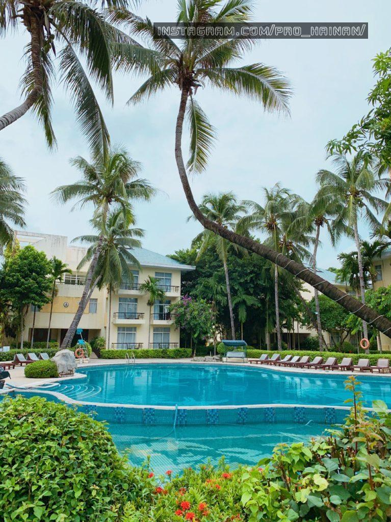Palm beach бассейн