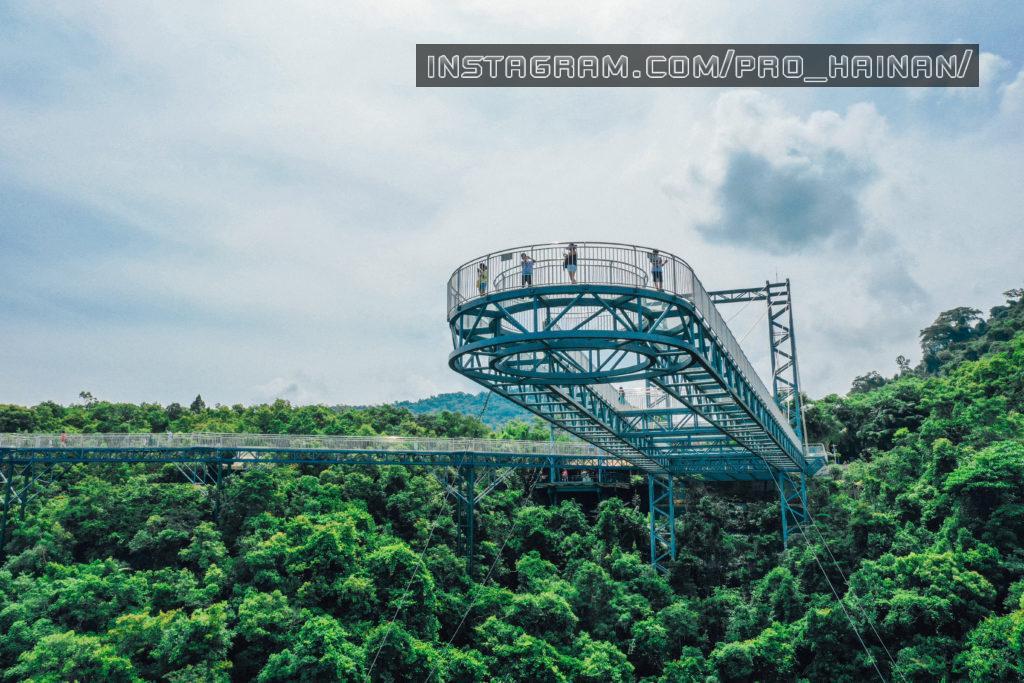 стеклянный мост Ва ай лу