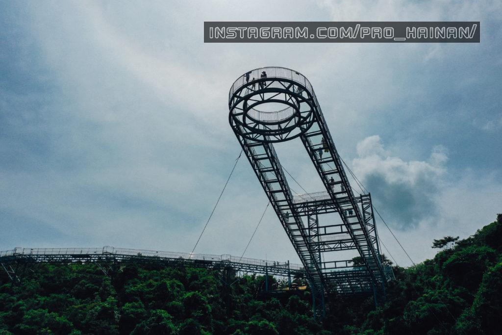 стеклянный мост янода