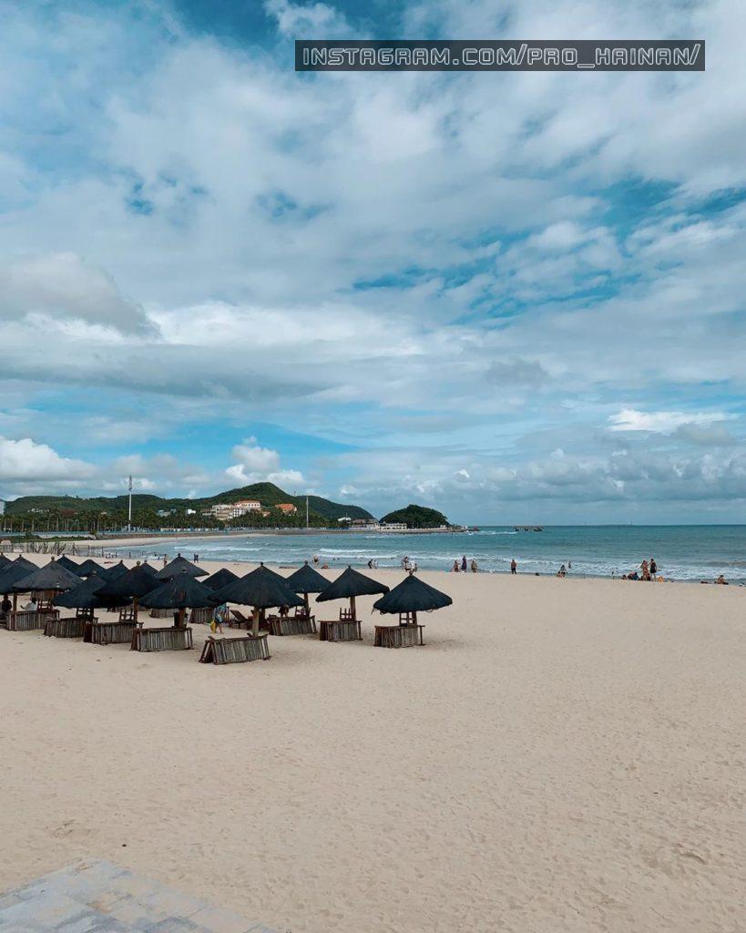 пляж отеля барри